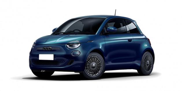 Fiat 500-e Icon