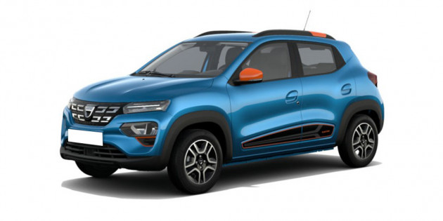 Dacia Spring Business